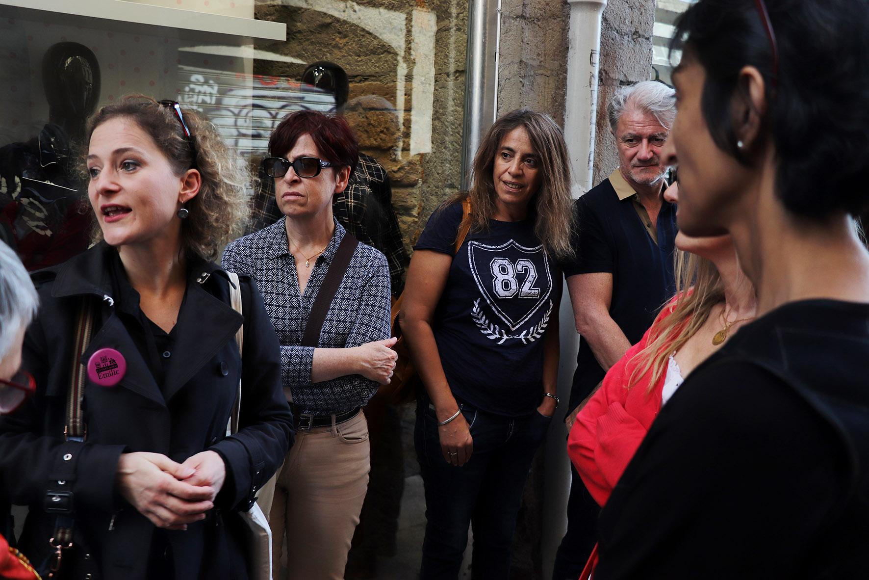Votre guide - Les visites guidées d'Emilie à Lyon